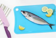 塑料创意切菜板