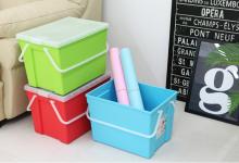 塑料创意收纳箱