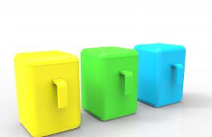 塑料创意沥水盒