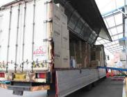 塑料加工产品运输